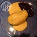 Steamed sweet dumplings (Dampfnudeln)