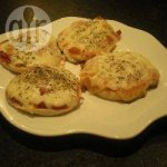 Muffin pizzas