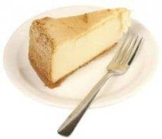 The Creamery Hazelnut Cheesecake