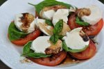 Salad Caprese – One of my Favorite Salads