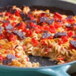 Tuna-and-Tomato Mac and Cheese