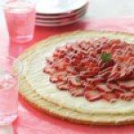 Be-My-Valentine Strawberry Tart