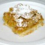 Apricot Squares recipe (Dessert)