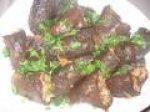 Dried Eggplant Dolma (Kuru Dolma) recipe (Main Dish)