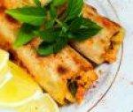 Seafood Cannelloni recipe (Pasta)
