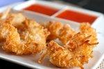 Golden Fry Prawns