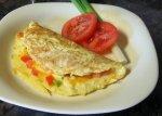 Pakspanish Omelette