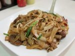 Stir Fry Beansprouts With Noddles