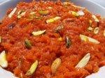 Gajar Ka Halwa (Carrots Delight)