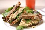 Tuna Club Sandwich