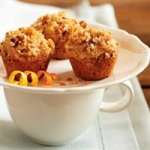 Mini Fruit Wheat Muffins