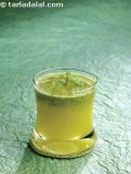 Minty Mango Delight ( Party Drinks )