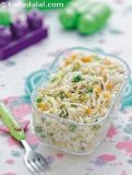 Vegetable Fried Rice ( Tiffin Treats For Kids )