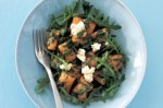 Sweet potato gnocchi with ricotta & fresh herbs