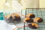 Choc-orange biscuits