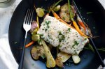 Sunday roast fish