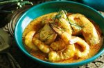 Prawn & kingfish choo-chee