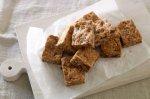 Date and walnut muesli slice