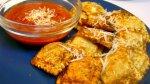 Baked Toasted Ravioli